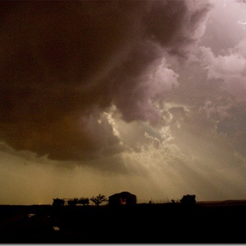 Photographing In Storms