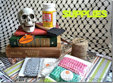 Potion books supplies list