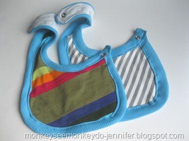 knit bibs (6)