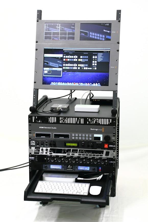 新しい中継システム PANDABIRD CART2
