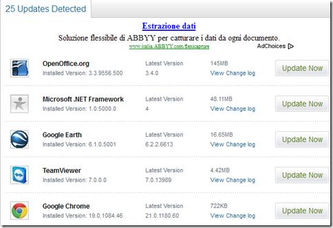 Brothersoft Updater link di download per scaricare gli aggiornamenti dei programmi da aggiornare