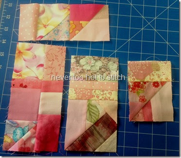 2014 pink DP leftovers becoming blocks