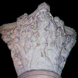 66 - Capitel historiado de Cluny III