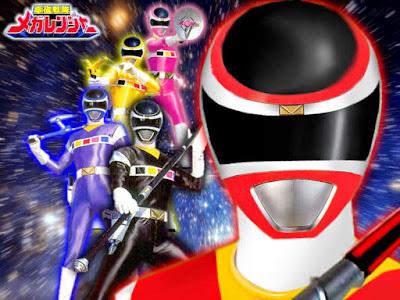 Denji Sentai Megaranger - Denji Sentai Megaranger VietSub