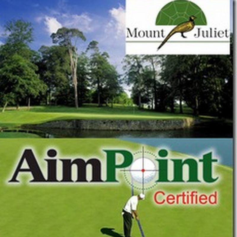 Winners of the Doc's Day Out July 13th at Mount Juliet with Aimpoint Clinic