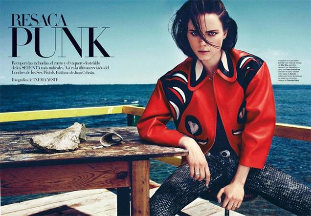 anna-de-rijk1 Harper's Bazaar Spain June 2011