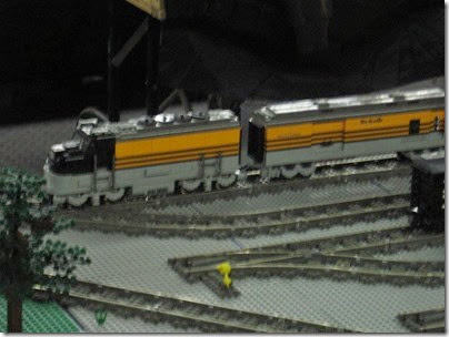 IMG_0178 Greater Portland Lego Railroaders Layout at the Great Train Expo in Portland, Oregon on February 16, 2008