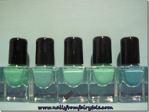 blue ombre bottles 2