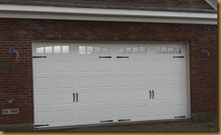 garage doors chopped