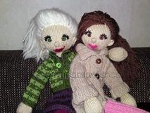 Kamilla og Carmen