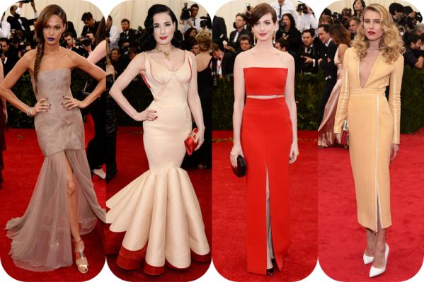 Famosas Met Gala 2014 06 Anne Hathaway
