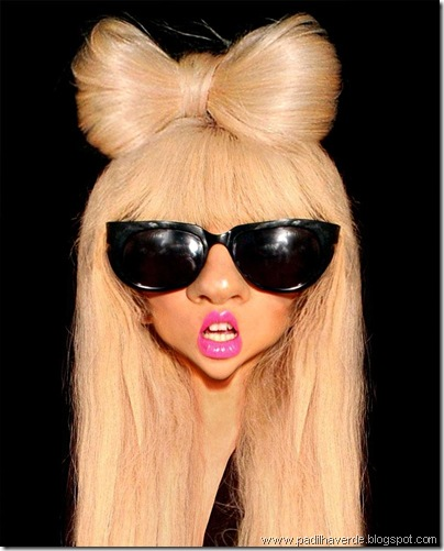 Caricatura Lady Gaga1