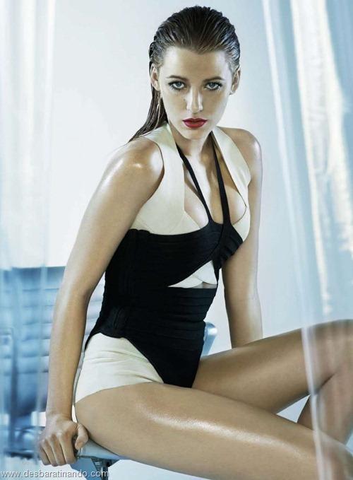Blake Lively linda sensual Serena van der Woodsen sexy desbaratinando  (112)