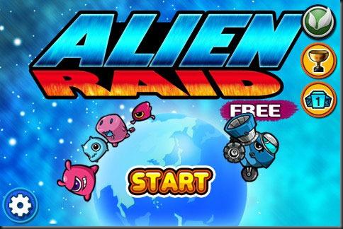 Alien Raid
