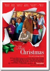 'This Christmas' Movie Poster