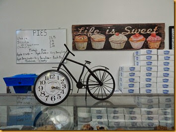 Inside the Pie Shop