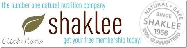 2 shaklee banner for fall