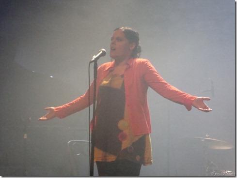 Melissmell en concert