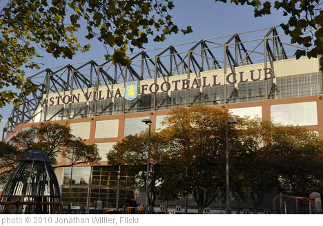'Villa Park' photo (c) 2010, Jonathan Willier - license: http://creativecommons.org/licenses/by-nd/2.0/