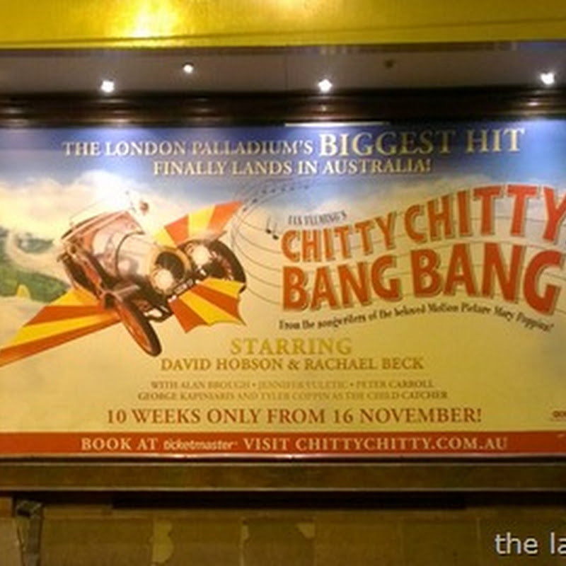 Review: Chitty Chitty Bang Bang Musical