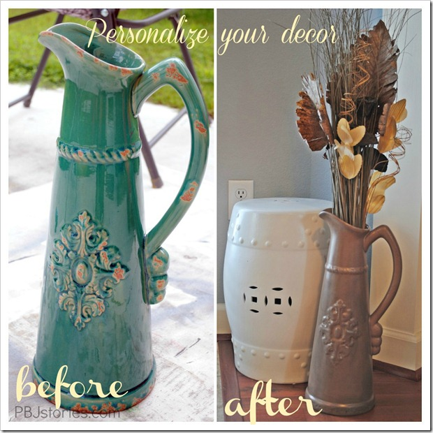 Personalize your decor - PBJstories.com