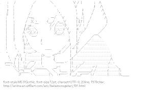 [AA]Ononoki Yotsugi (Bakemonogatari)