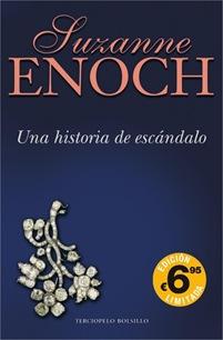 Una historia de escándalo, de Suzanne Enoch