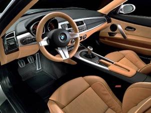 BMW-interior