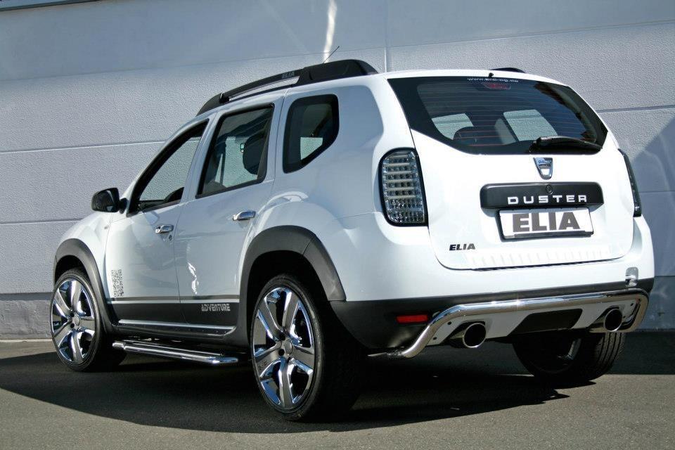 Nuevo Dacia Duster 2014 - Fotos de coches - Zcoches