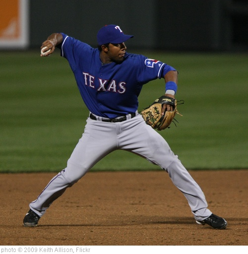 'Elvis Andrus' photo (c) 2009, Keith Allison - license: http://creativecommons.org/licenses/by-sa/2.0/