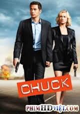 Chuck: Chàng Điệp Viên Tay Mơ
