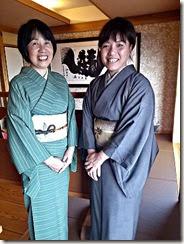 元屋先生の生徒さん転勤で送別会に (3)