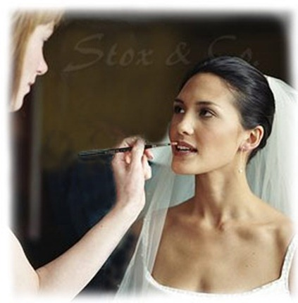 bridal wedding makeup