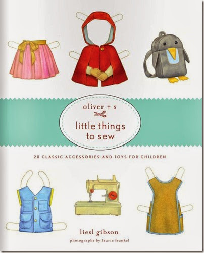Issuu.com Oliver   S Little Things to Sew