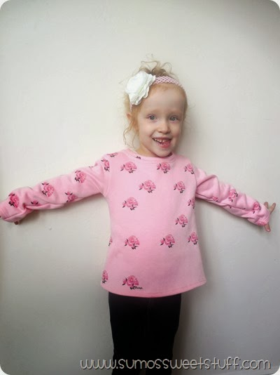 Nessie Tops: Pattern by Craftiness Is Not Optional & sewn by Sumo's Sweet Stuff