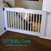 DIY Baby Gate8-2