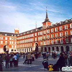 03 - Juan Gomez de Mora - Plaza Mayor de Madrid