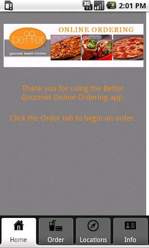Better Gourmet