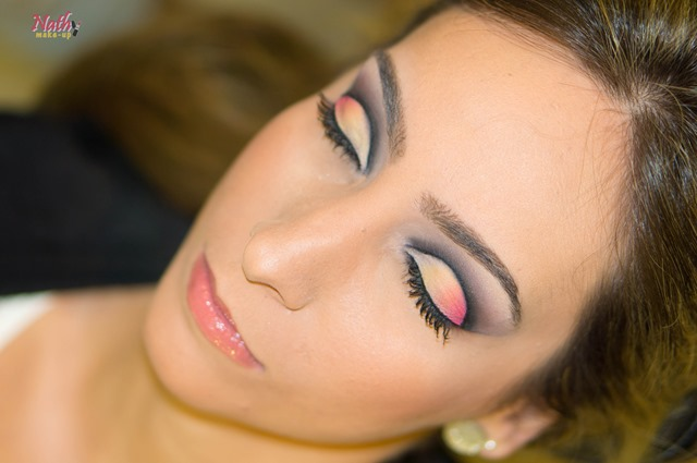técnica de cut crease