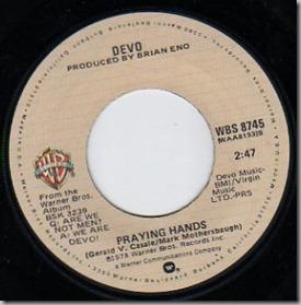 Praying Hands - Devo