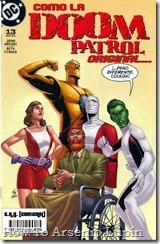 P00013 - Doom Patrol v3 #13