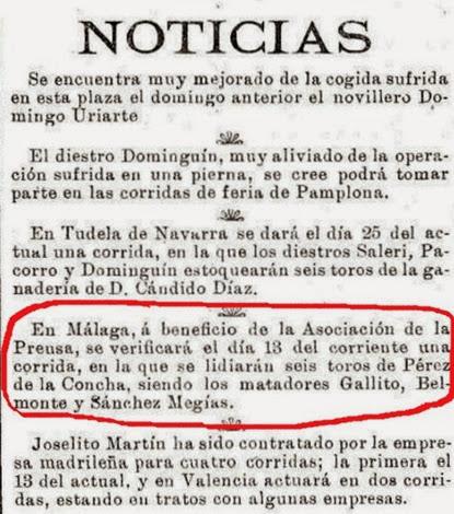 1919-07-07 (ET) Cartel Málaga el 13