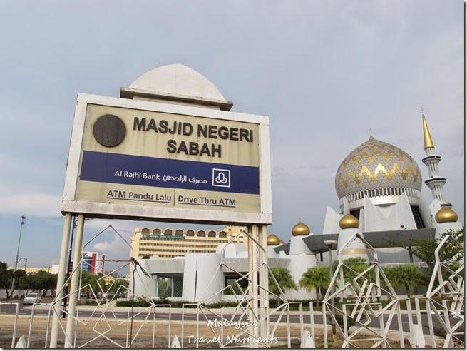 沙巴亞庇 州立清真寺 (44)