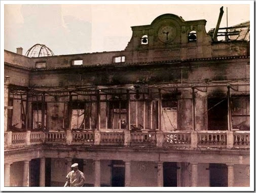 1932 incendio de la universidad