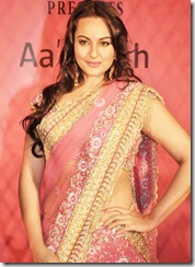 sonakshi_sinha_gorgeous_in_saree_cute_pic