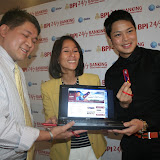 Launch of BPI 24/7 Globe Tattoo Limited Edition Stick