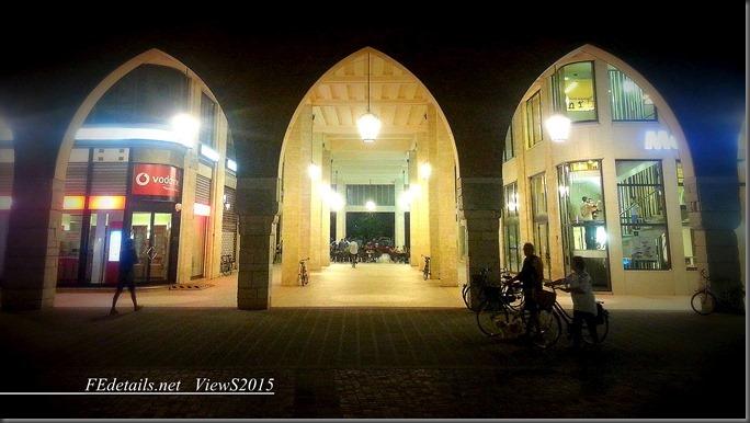 Galleria Matteotti, Ferrara, Italy