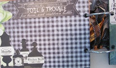 Halloween album 8.2012..toil and trouble