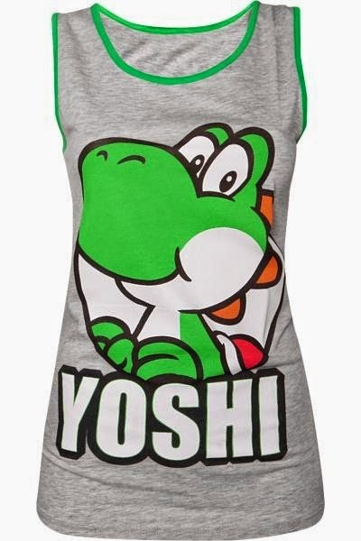 Yoshi Girls Tank Top from EMP