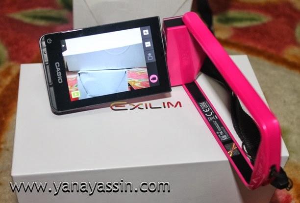 Exilim Camera EX-TR15 109
